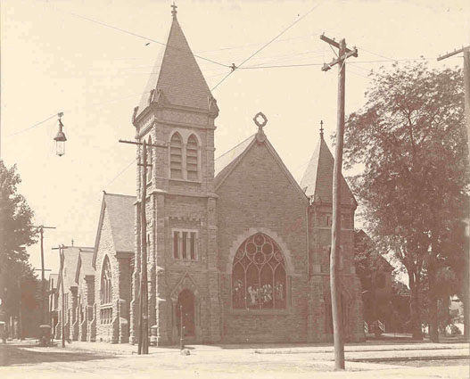 Allision Church c.1880