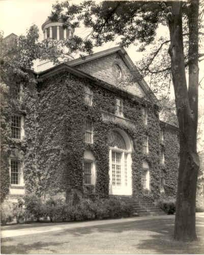 West College c.1930