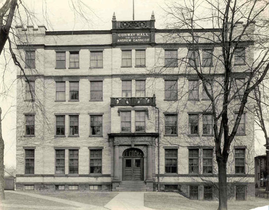 Conway Hall c.1925
