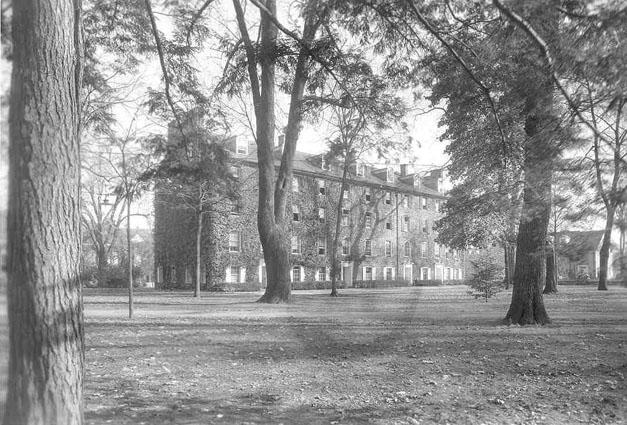 East College c.1930
