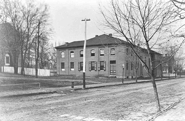 Old Gym c.1930