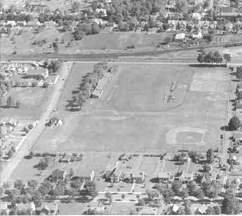 Biddle Field c.1955