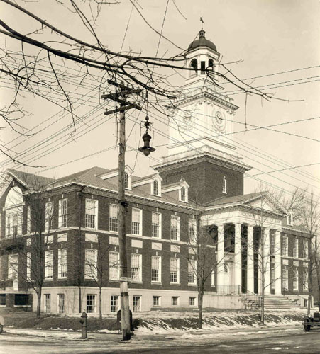 Tricket Hall c.1930